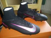 NIKE MERCURIAL SUPERFLY FOOTBALL BOOTS size UK 4.5