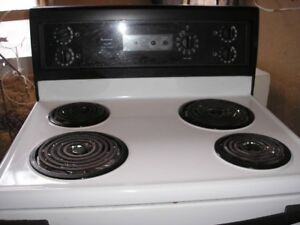 kenmore white 30 inch stove for sale