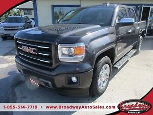 2014 GMC Sierra 1500 LOADED ALL TERRAIN EDITION 5 PASSENGER 5.3L