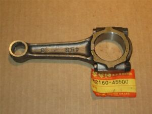 SUZUKI NOS CONNECTING ROD GS750S 1983 12160-45500