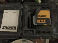 DeWalt Laser Level - As Good As New
