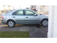 swap my 07 plate ford mondeo 1.8lx mot.d november for a 1.4/ 1.6 .