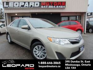 2013 Toyota Camry LE, Camera, Bluetooth, No Accident*(1)Owner*