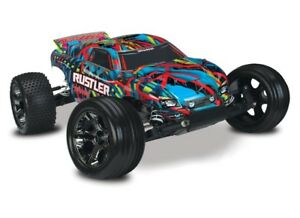 Traxxas Rustler VXL Brushless 2WD Hawaiian Edition