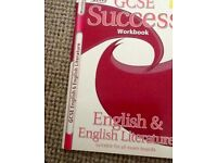 LETTS GCSE Success English and English Literature Workbook