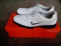 Mens Leather Golf Shoes size 12uk Nike