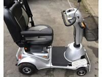 Immaculate quingo plus 8mph mobility scooter - new batteries,can deliver for fuel
