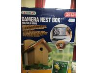 Video/ Bird box. Camera bird box