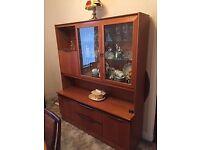 McIntosh display cabinet