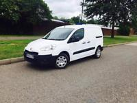 PEUGEOT PARTNER 2014 1.6 DIESEL PANEL VAN 1 OWNER FINANCE TODAY READY FOR WORK £6995