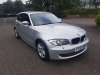 BMW 1 SERIES 2.0 120d SE 5dr MINT CONDITION, Huge Specs £3995