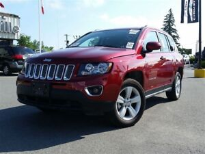 2016 Jeep Compass Leather Heated Seats - Remote Start - Boston S