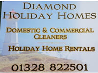Domestic & Commercial Cleaners, Fakenham, Holt, Cromer, Sheringham, Norwich, Dereham, Thursford