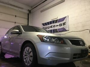 Honda Accord Ex 2008 **FINANCEMENT MAISON 9,9%&1AN GAR**
