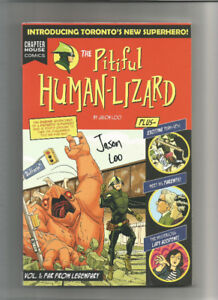 FOR SALE - The Pitiful Human Lizard TPB Signed by Jason Loo NM