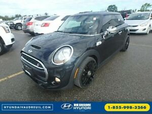 2014 MINI Cooper Hardtop S Panoramique Cuir Bluetooth USB/AUX Ma