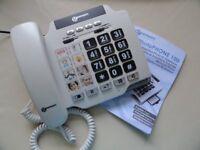GEEMARC PHOTOPHONE 100 PHOTO ID AMPLIFIED TELEPHONE