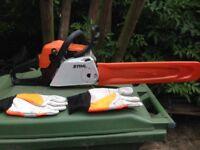 Stihl Chainsaw MS181C New