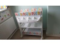 Changing Table ( like new )