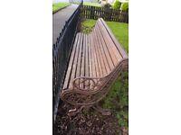 8 feet bench