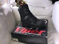 Viper Tactical Boots Size 5