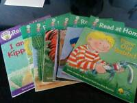Biff & Chip read at home bundle