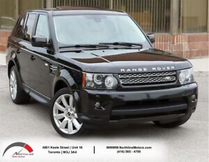 2012 Land Rover Range Rover HSE LUX | Navigation | Sunroof | Bac