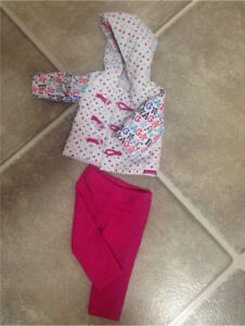 American girl coat outfit