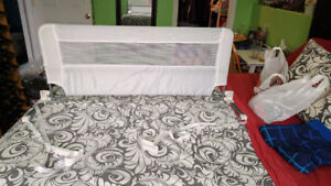 Toys r us bed rail
