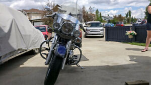 REDUCED FROM $5300-NO ROOM-2007 YAMAHA V-STAR 650cc NOW $4800!