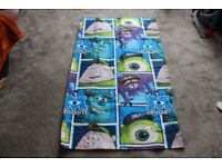 Monster University Curtains