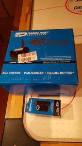 Brand new in box Hustler Turning Point Propeller 10.375 x 11 RH