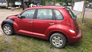 2008 pt cruiser ready to drive