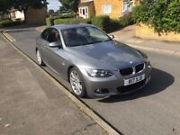***BMW 320i M SPORT*** ***RED LEATHER INTERIOR***
