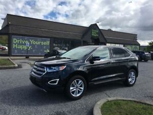 2015 Ford Edge SEL/CARPROOF CLEAN/CLOTH/BACKUP CAM/HEATED SEATS