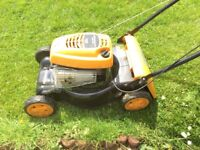 For sale - McCulloch petrol mower with Briggs and Stratton engine