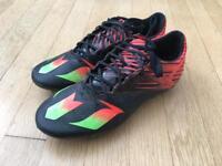 Boys Adidas Messi 15.2 Football Boots - size 6