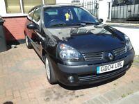 2004 Renault Clio 1.2L - Tints, Alarm, Sporty Headlights