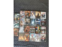 157 dvd moviesof entertainment for the whole family