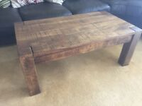 Rustic look Coffee Table