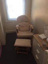 Nursery chair