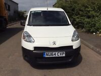 Peugeot Partner White Van 850S HDI Price