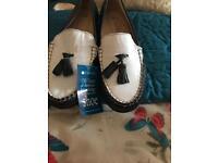 Pavers soft leather shoe 4