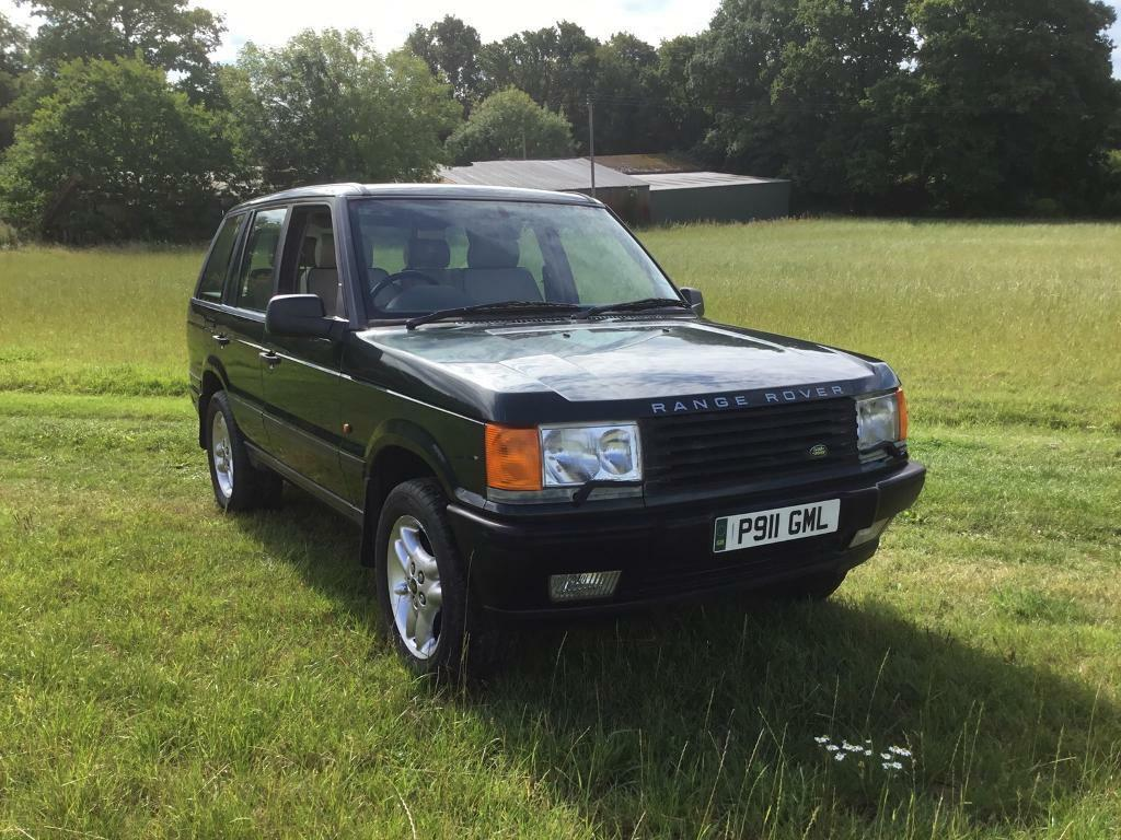 Range Rover P38 4.6 HSE Auto, Turner engineering top hat liner engine.  Spares or