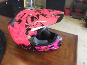 Kids ATV helmet - adult XS