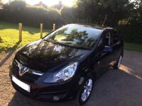 2010 Vauxhall Corsa 1.2 SXI 4 Door Manual