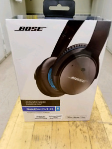 NEW BOSE QUIET COMFROT 25 (UNOPENED)