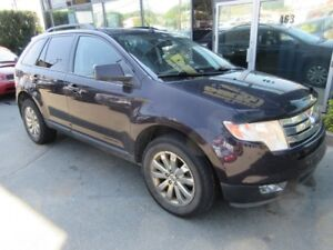 2007 Ford Edge SEL AWD WITH LEATHER