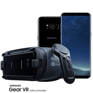 Samsung Galaxy S8 & Gear VR