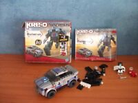 KREO TRANSFORMERS AUTOBOT JAZZ, BOXED